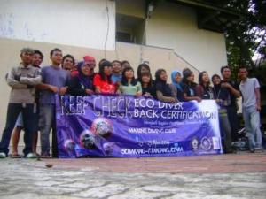 Team Reef Check P. Panjang