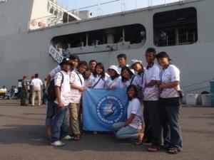 Persiapan berangkat MDC on Sail bunaken