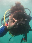 Enjoy with dive